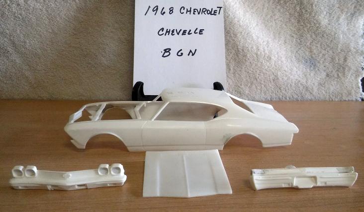 '68 Chevelle 1