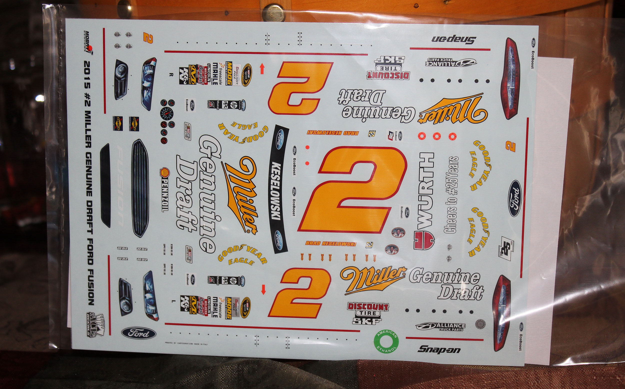 MGD Decal photo